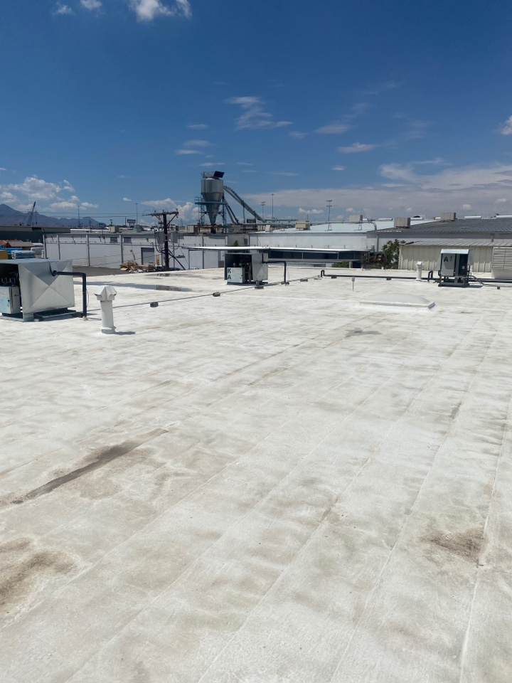 El Paso, TX - Commercial Roof inspection