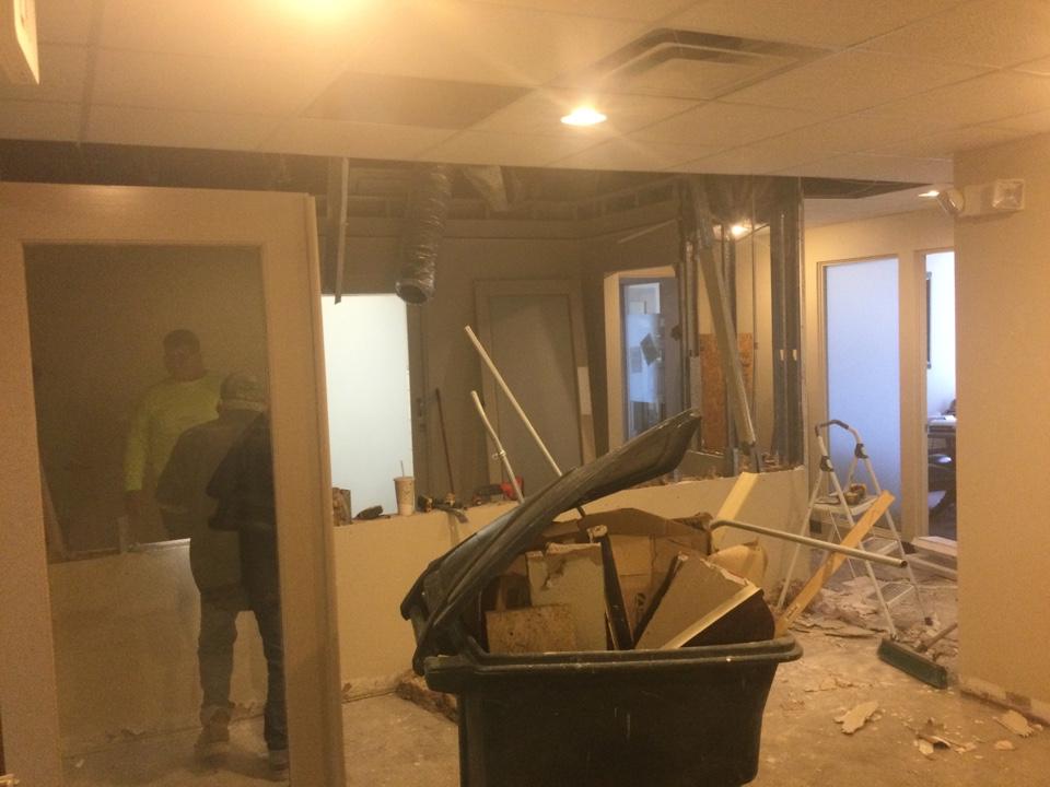 El Paso, TX - Office Renovations
