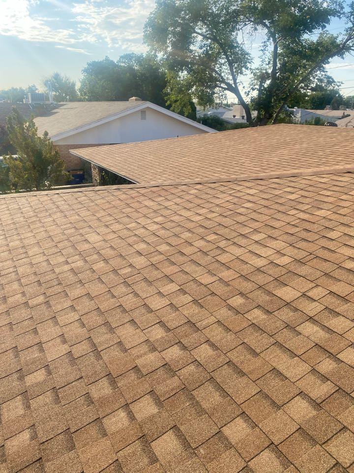 El Paso, TX - New roof