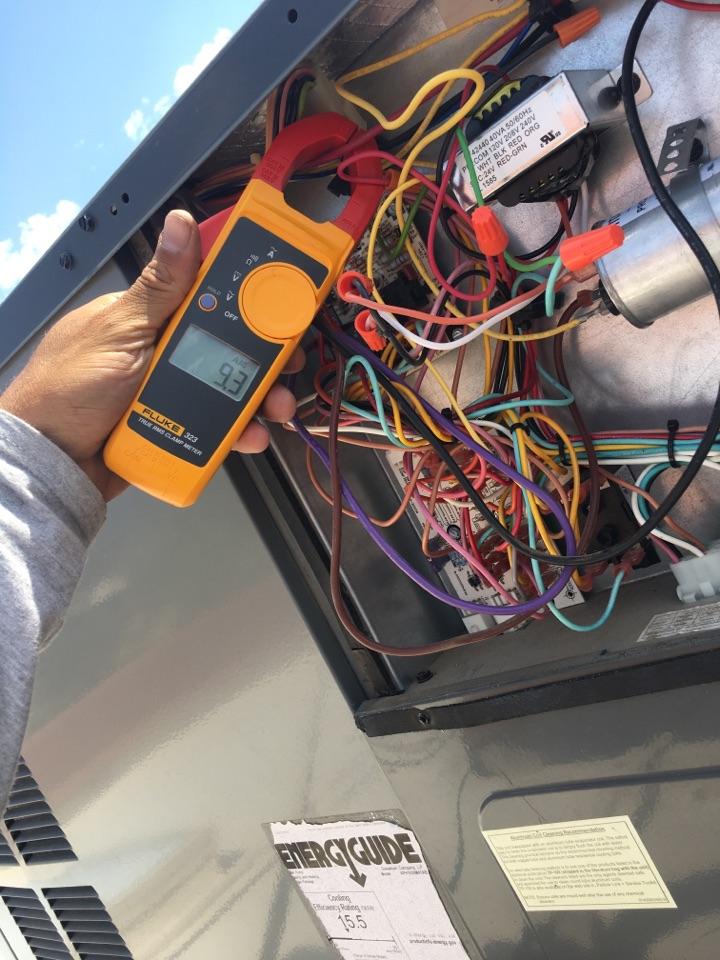 Oro Valley, AZ - Summer maintenance on 2 systems