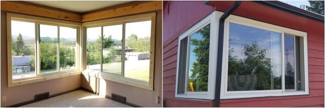 Custer, SD - Look at these beautiful RbA Fibrex® windows done in Custer!