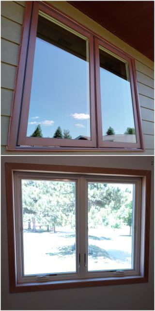 Rapid City, SD - Beautiful RbA Fibrex® window! Install done in Rapid City.