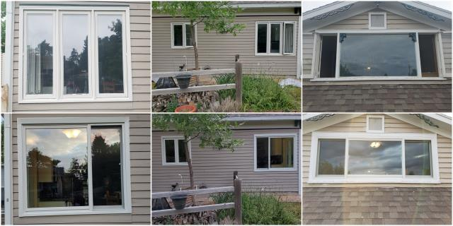 Spearfish, SD - Amazing upgrade done in Spearfish with our RbA Fibrex® windows!
