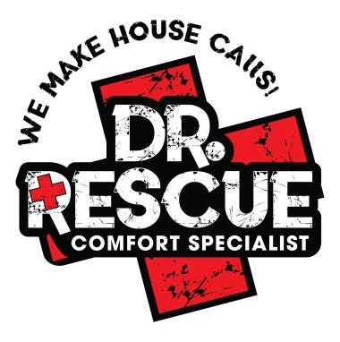 Real Time Service Area For Dr Rescue Comfort Specialist