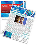 DNA Newsletter Template