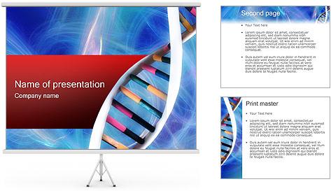 ADN Modèles des présentations  PowerPoint