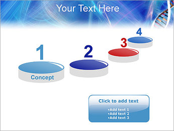 ADN Modèles des présentations  PowerPoint - Diapositives 7