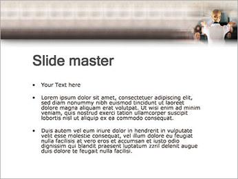 Стюардесса Шаблоны презентаций PowerPoint - Слайд 2