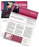 Case Newsletter Template