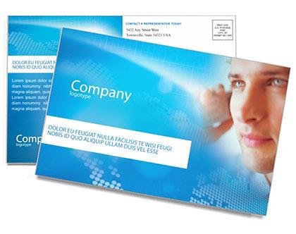 Телекоммуникация Почтовые открытки