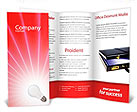 Lamp Brochure Template