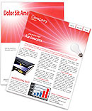 Lamp Newsletter Template