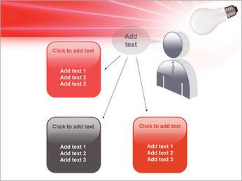 Лампа Шаблоны презентаций PowerPoint - Слайд 12