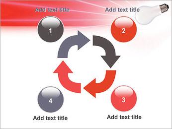 Лампа Шаблоны презентаций PowerPoint - Слайд 14