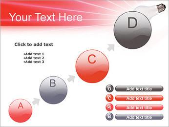 Лампа Шаблоны презентаций PowerPoint - Слайд 15