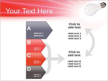 Лампа Шаблоны презентаций PowerPoint - Слайд 16