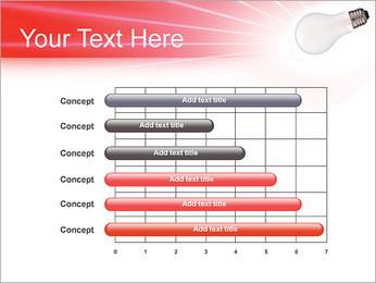 Лампа Шаблоны презентаций PowerPoint - Слайд 17
