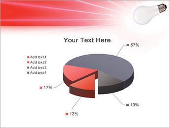 Лампа Шаблоны презентаций PowerPoint - Слайд 19