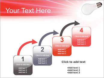Лампа Шаблоны презентаций PowerPoint - Слайд 20