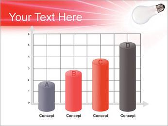 Лампа Шаблоны презентаций PowerPoint - Слайд 21