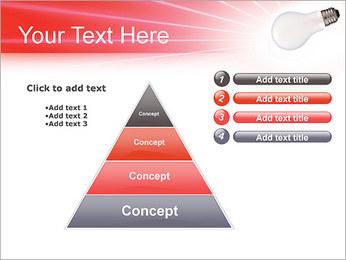 Лампа Шаблоны презентаций PowerPoint - Слайд 22