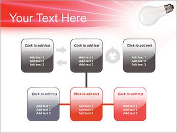 Лампа Шаблоны презентаций PowerPoint - Слайд 23