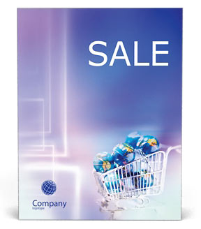 ECommerce Poster Template