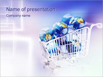 ECommerce Modèles des présentations  PowerPoint