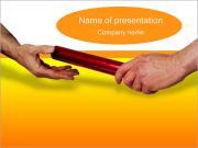 Baton PowerPoint Templates