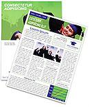 Graduation Newsletter Templates