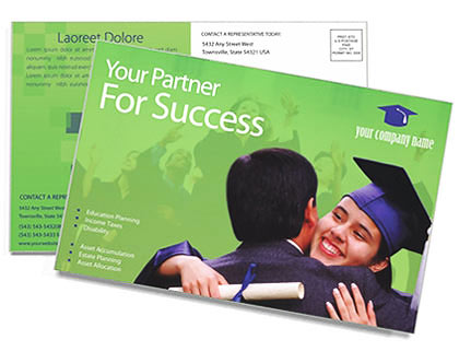 Graduação Cartões postai