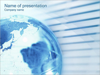 World PowerPoint Template