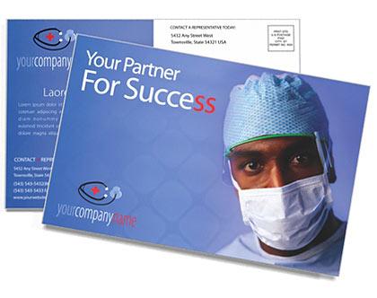 Médico Cartões postai