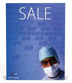 Médico Poster