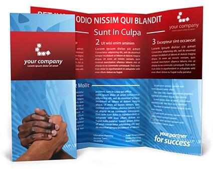 Partenariat Les brochures publicitaire