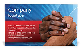 Partnership Business Card Templates
