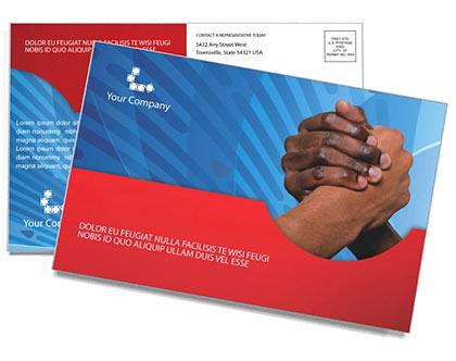 Партнерство Почтовые открытки