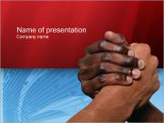 Partnerskap PowerPoint presentationsmallar