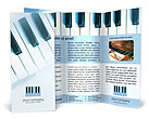 Piano Brochure Templates