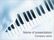 Piano PowerPoint Templates