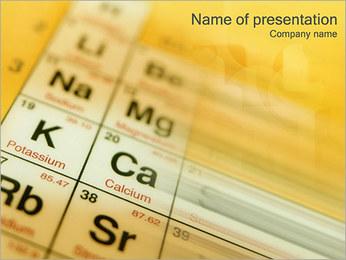 Tableau Périodique Modèles des présentations  PowerPoint - Diapositives 1