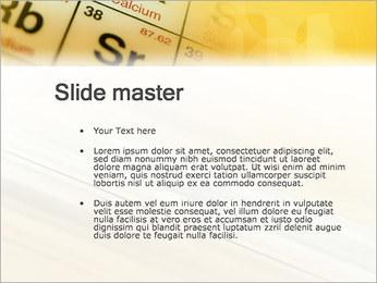 Tableau Périodique Modèles des présentations  PowerPoint - Diapositives 2