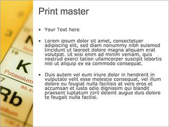 Tableau Périodique Modèles des présentations  PowerPoint - Diapositives 24