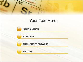 Tableau Périodique Modèles des présentations  PowerPoint - Diapositives 3