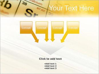 Tableau Périodique Modèles des présentations  PowerPoint - Diapositives 8
