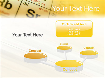 Tableau Périodique Modèles des présentations  PowerPoint - Diapositives 9