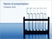 Test Tubes PowerPoint Templates
