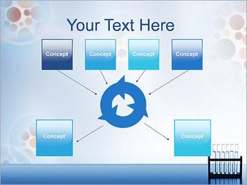 Tubes à essai Modèles des présentations  PowerPoint - Diapositives 10