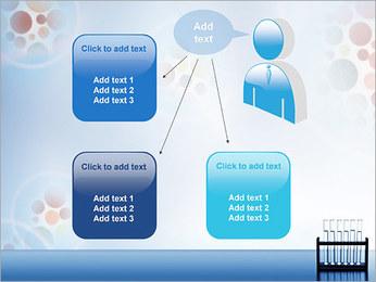 Tubes à essai Modèles des présentations  PowerPoint - Diapositives 12