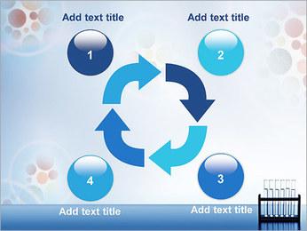 Tubes à essai Modèles des présentations  PowerPoint - Diapositives 14